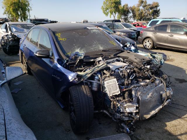 Vehiculos salvage en venta de Copart Martinez, CA: 2021 Mercedes-Benz E 63 AMG-S