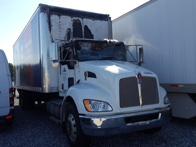Salvage 2020 KENWORTH ALL OTHER - Small image. Lot 50513161