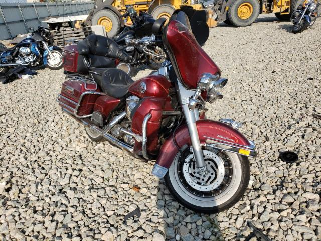 Salvage cars for sale from Copart Appleton, WI: 2000 Harley-Davidson Flhtcui