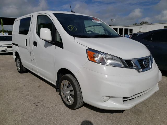 Salvage cars for sale at Riverview, FL auction: 2019 Nissan NV200 2.5S