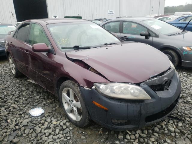 Mazda 6 salvage cars for sale: 2006 Mazda 6