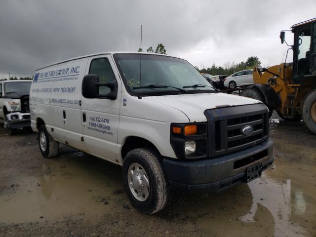 Vehiculos salvage en venta de Copart Leroy, NY: 2012 Ford Econoline