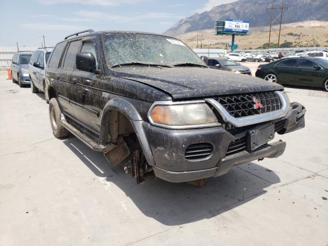 Mitsubishi Vehiculos salvage en venta: 2001 Mitsubishi Montero SP