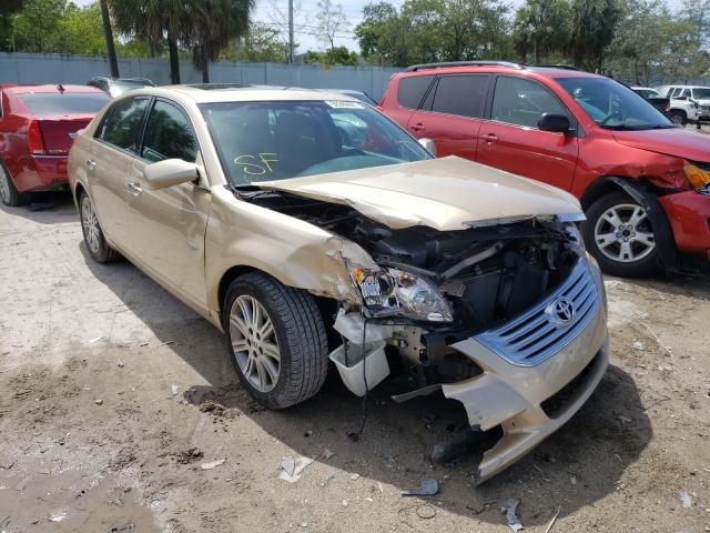 Salvage cars for sale from Copart West Palm Beach, FL: 2009 Toyota Avalon XL