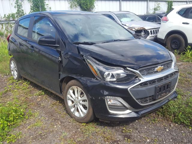 Salvage cars for sale from Copart Kapolei, HI: 2020 Chevrolet Spark 1LT