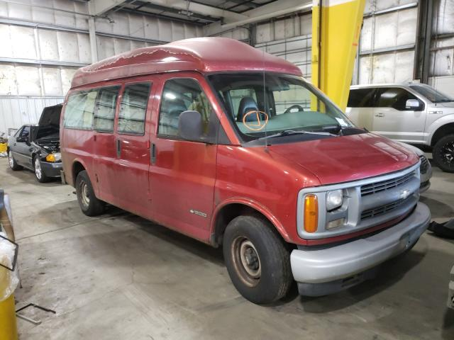 1997 Chevrolet Express G1 en venta en Woodburn, OR