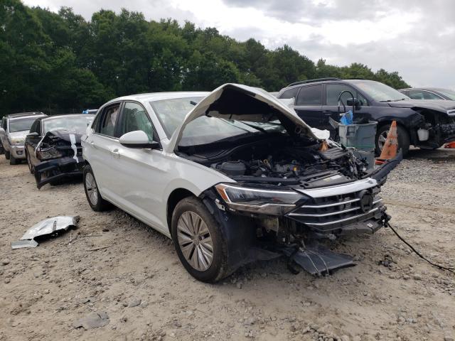 Volkswagen Jetta salvage cars for sale: 2019 Volkswagen Jetta