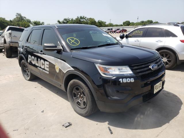Vehiculos salvage en venta de Copart Wilmer, TX: 2016 Ford Explorer P