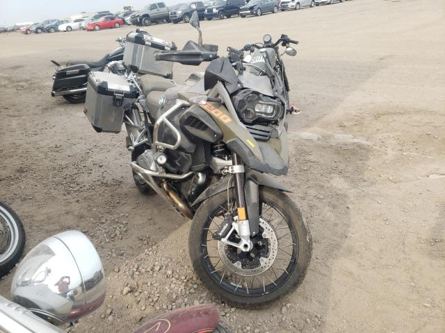 Salvage cars for sale from Copart Brighton, CO: 2015 BMW R1200 GS A