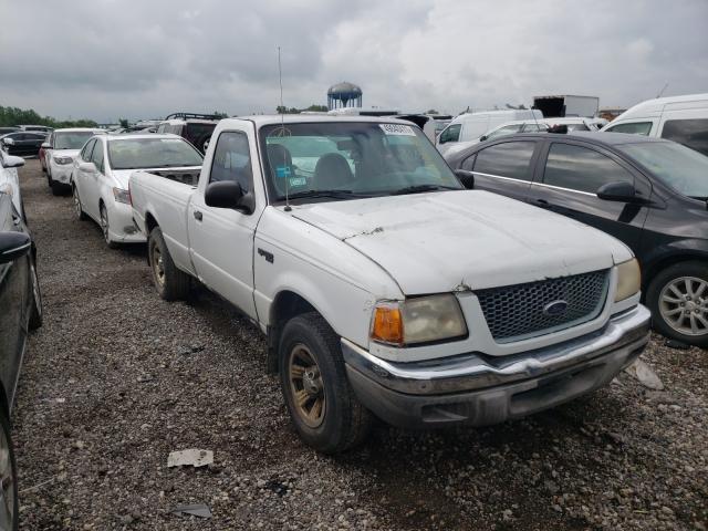 Ford Ranger salvage cars for sale: 2001 Ford Ranger