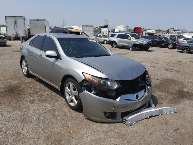 Salvage cars for sale from Copart Tucson, AZ: 2010 Acura TSX