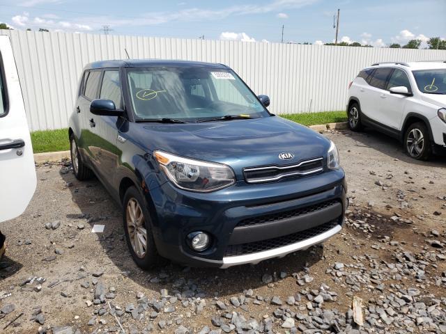 Salvage cars for sale from Copart Glassboro, NJ: 2018 KIA Soul +