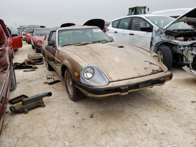 Datsun salvage cars for sale: 1983 Datsun 280ZX