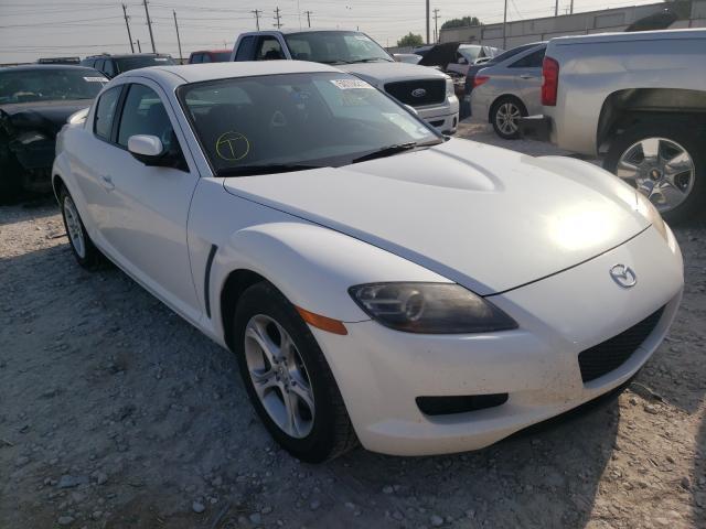Mazda RX8 salvage cars for sale: 2007 Mazda RX8