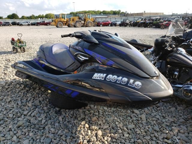Salvage cars for sale from Copart Appleton, WI: 2014 Yamaha Fxsvho