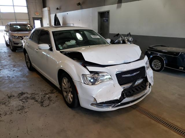 Salvage cars for sale from Copart Sandston, VA: 2017 Chrysler 300 Limited