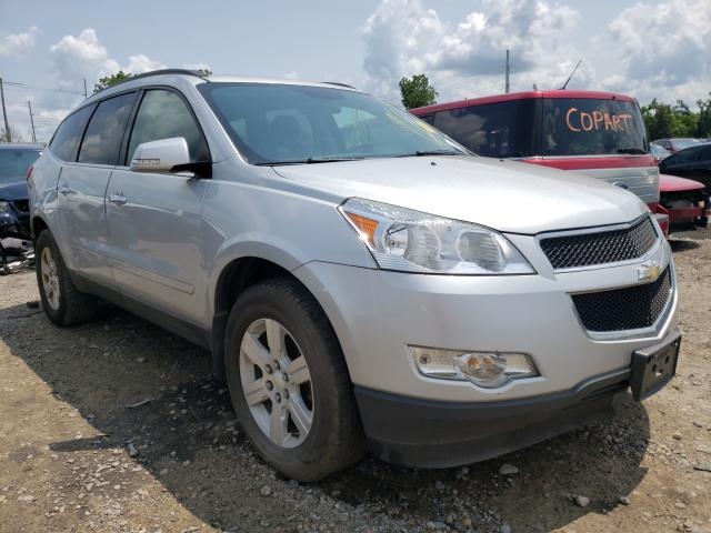 Salvage cars for sale from Copart Lansing, MI: 2012 Chevrolet Traverse L