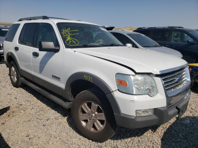 Salvage cars for sale at Magna, UT auction: 2006 Ford Explorer X