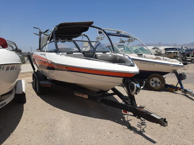 Salvage boats for sale at Las Vegas, NV auction: 2005 MB2 Marine Trailer
