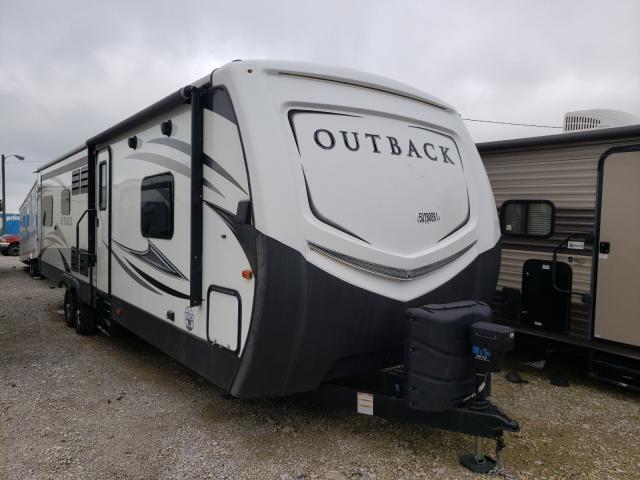 Keystone Outback salvage cars for sale: 2018 Keystone Outback