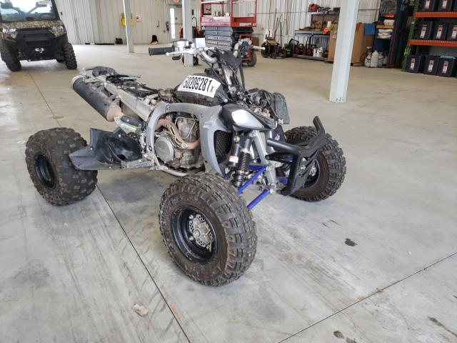 Salvage cars for sale from Copart Avon, MN: 2020 Yamaha YFZ450 R