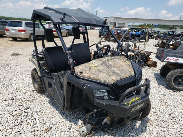 Salvage cars for sale from Copart Memphis, TN: 2020 Honda SXS500 M