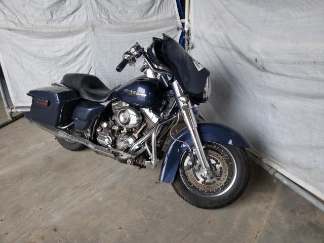 Vehiculos salvage en venta de Copart Madison, WI: 2008 Harley-Davidson Flhx