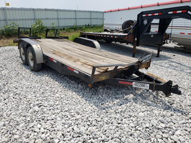 Salvage cars for sale from Copart Greenwood, NE: 2006 Utility Trailer