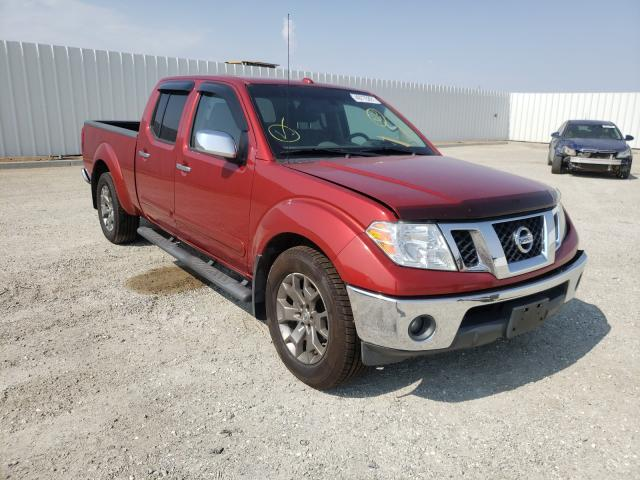 Salvage cars for sale from Copart Adelanto, CA: 2015 Nissan Frontier S