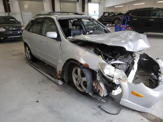 Mazda salvage cars for sale: 2003 Mazda Protege PR