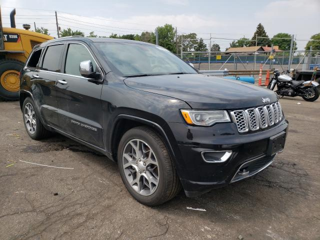 Salvage cars for sale from Copart Denver, CO: 2021 Jeep Grand Cherokee