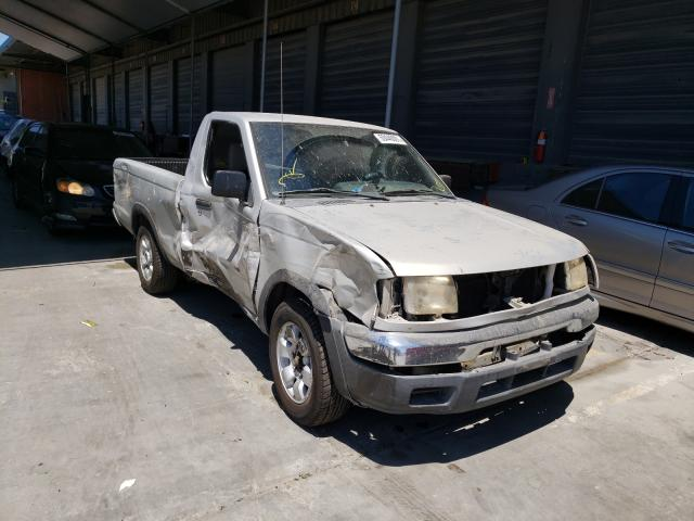 Salvage cars for sale from Copart Hayward, CA: 1998 Nissan Frontier X