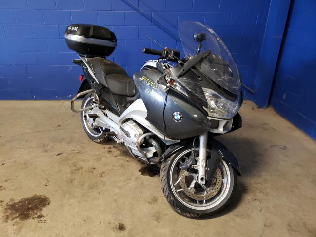 Salvage cars for sale from Copart Chalfont, PA: 2005 BMW R1200 ST
