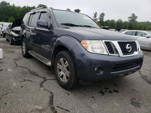 Salvage cars for sale from Copart Exeter, RI: 2010 Nissan Pathfinder