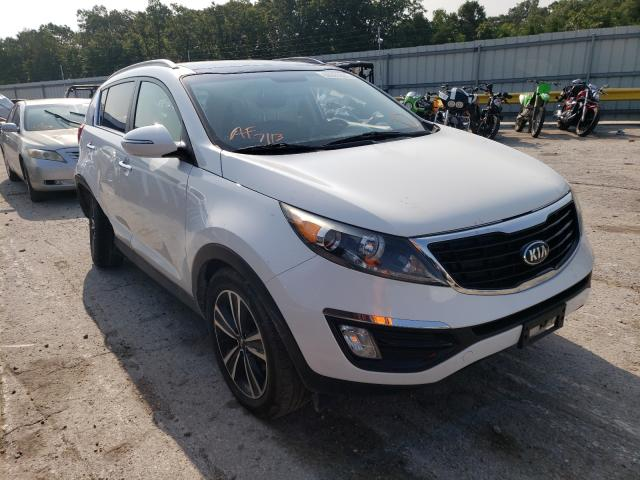 Salvage cars for sale from Copart Rogersville, MO: 2016 KIA Sportage E