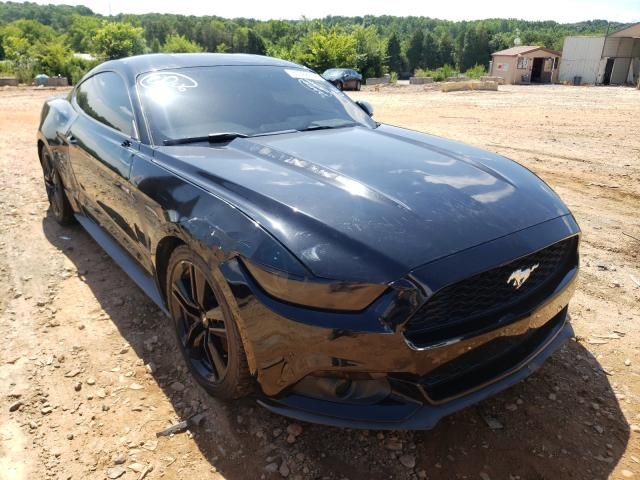 Salvage cars for sale from Copart China Grove, NC: 2015 Ford Mustang