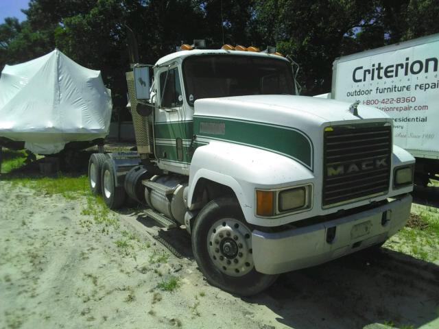 Salvage cars for sale from Copart Seaford, DE: 1990 Mack 600 CH600