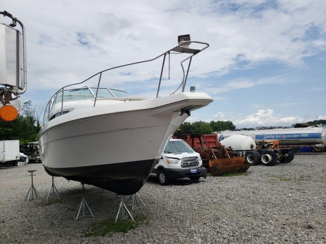 Salvage boats for sale at Madisonville, TN auction: 1997 Carver Boat