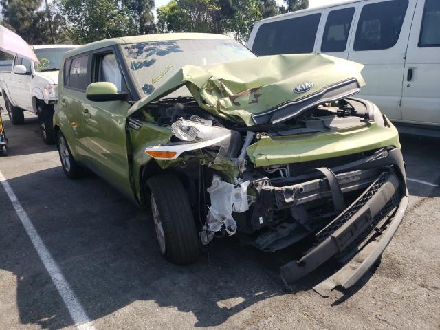 Vehiculos salvage en venta de Copart Rancho Cucamonga, CA: 2019 KIA Soul