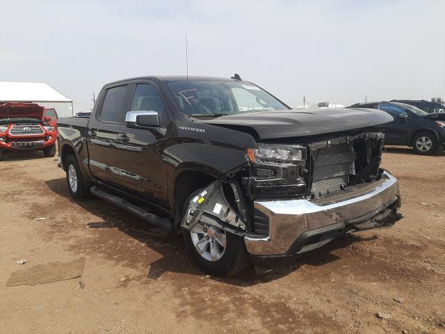Salvage cars for sale from Copart Phoenix, AZ: 2021 Chevrolet Silverado