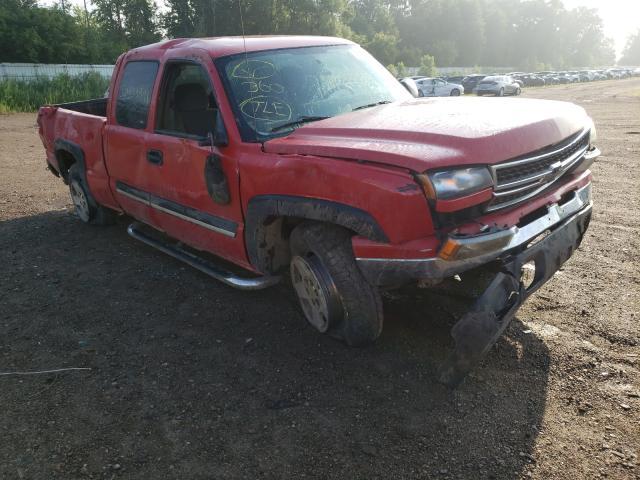 Salvage cars for sale from Copart Davison, MI: 2007 Chevrolet Silverado