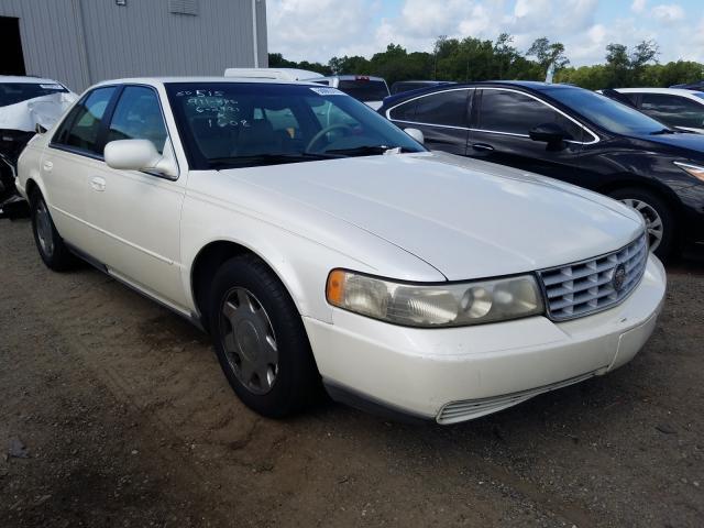 Vehiculos salvage en venta de Copart Jacksonville, FL: 2000 Cadillac Seville SL