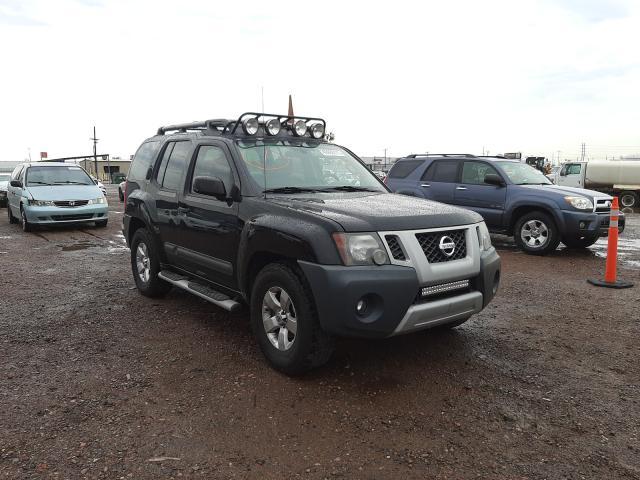 Salvage cars for sale from Copart Phoenix, AZ: 2013 Nissan Xterra X