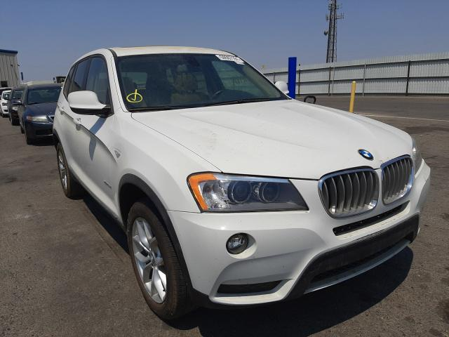 Vehiculos salvage en venta de Copart Fresno, CA: 2013 BMW X3 XDRIVE3