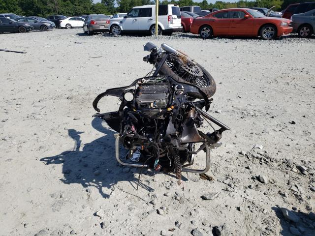 Salvage cars for sale from Copart Mebane, NC: 2016 Harley-Davidson Fltrxs ROA