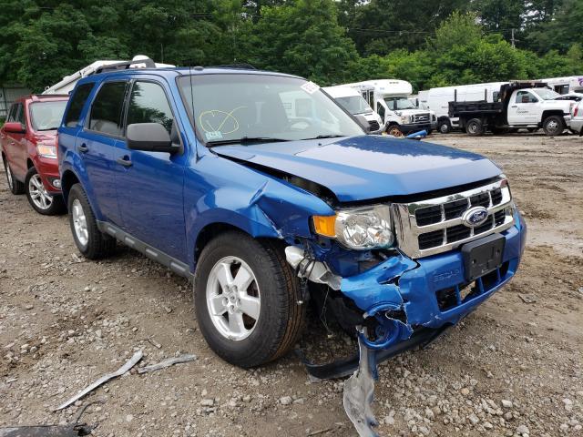 2011 Ford Escape XLT en venta en Mendon, MA