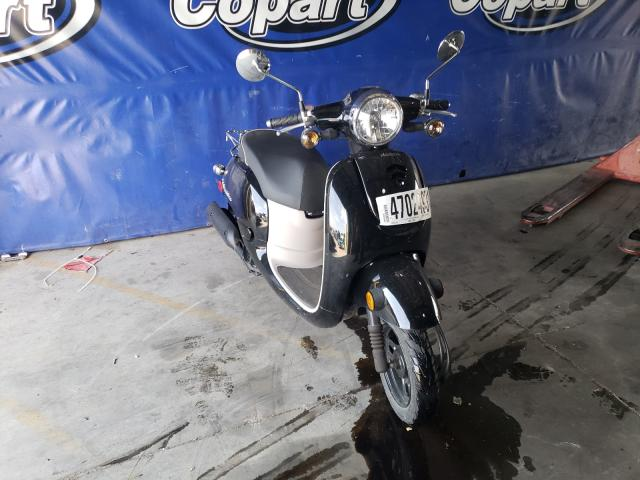 Salvage cars for sale from Copart Albuquerque, NM: 2013 Honda NCH50