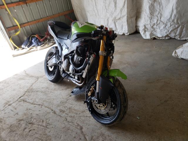 Kawasaki ZX636 C1 salvage cars for sale: 2005 Kawasaki ZX636 C1