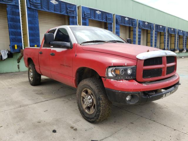 Vehiculos salvage en venta de Copart Columbus, OH: 2004 Dodge RAM 2500 S