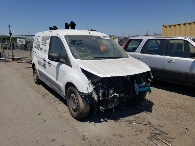 Salvage cars for sale from Copart San Martin, CA: 2017 Ford Transit CO